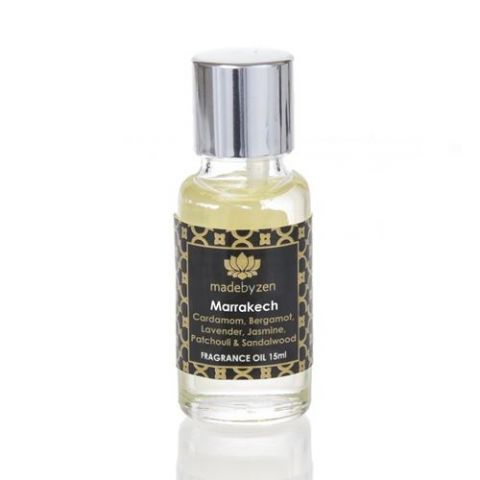 MARRAKECH - Signature Scented Fragrance Oil Made By Zen 15ml